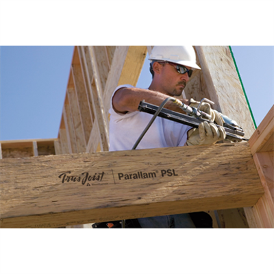 Image for Trus Joist® Parallam® PSL Beams and PSL Treated Beams