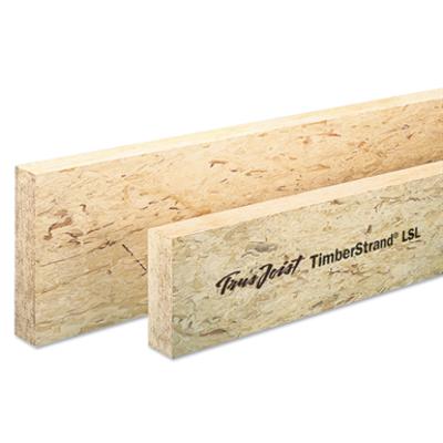 Image for Trus Joist® TimberStrand® LSL Beams