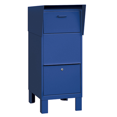 4975 Series Courier Box - Private Access Mailbox图像