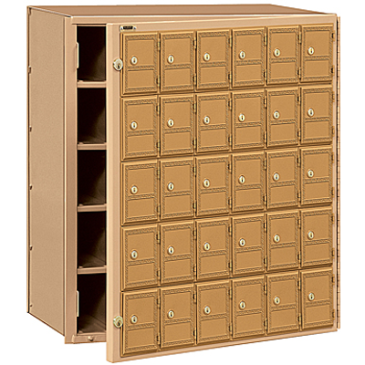 afbeelding voor 2100 Series Americana Mailboxes-Front Loading