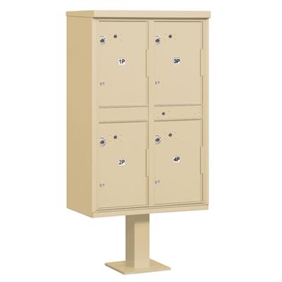 afbeelding voor 3300 Series Outdoor Parcel Lockers