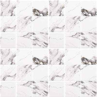 Image for COTTO Mosaic Tile CALACATTA