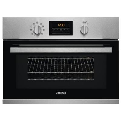 kuva kohteelle Zanussi BI_Oven_Electric 46x60 No Stainless steel with antifingerprint