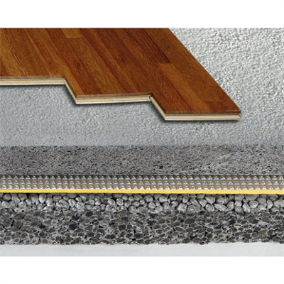 Image for Lightweight floor screeds