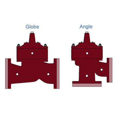 รูปภาพสำหรับ Dual Chamber - Reduced Port - 600GD-16, 600AD-16