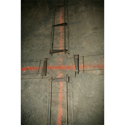 imazhi i PD³ Basket® Assembly -- Alternating Tapered Plate Dowels for Saw-Cut Contraction Joints