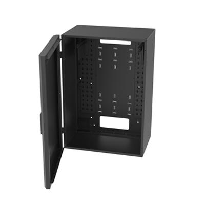 "Image for 4RU Vertical Wall-Mount Cabinet, Full Door, 36""H"