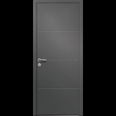 Image for Porte d'entrée en aluminium Passage – Modèle Amande