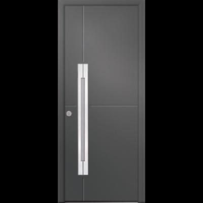 Image for Porte d'entrée en aluminium Passage – Modèle Diorite