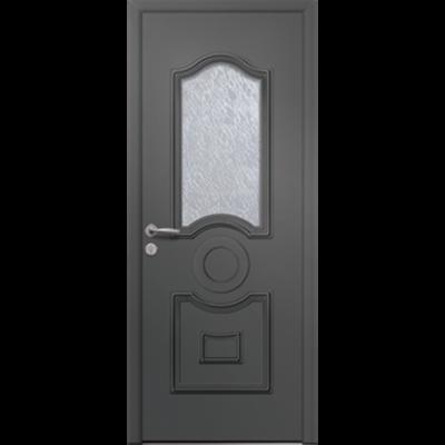 Image for Porte d'entrée en aluminium Passage – Modèle Electra 1L