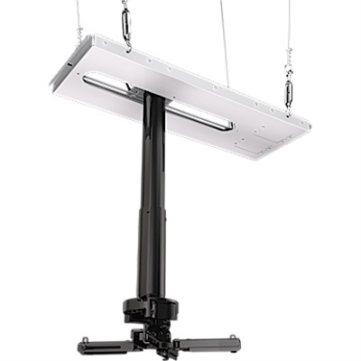 Image pour JKS - Suspended Ceiling Projector Kit with Jr Universal Adapter
