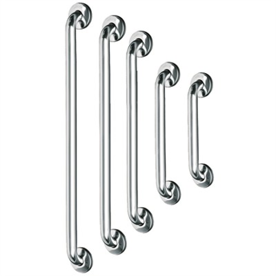 Image for Stainless steel straight grab bar