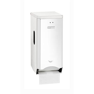 Image for Standard stainless steel toilet 2 rolls paper dispenser
