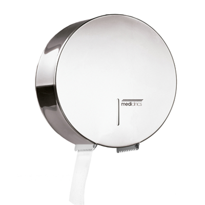 Image for Standard/Industrial stainless steel toilet 3 rolls paper dispenser