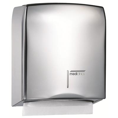 Image for Stainless steel paper towel C/Z folds dispenser