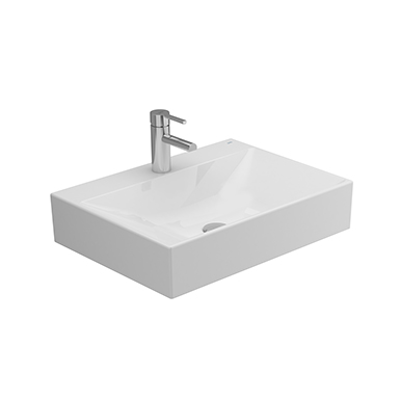 Image for ALBUS Over-counter Wash-basin 60x45 cm.