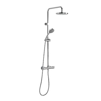kuva kohteelle OnisFixed shower column. Thermostatic tap fittings