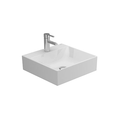 Image for ALBUS Over-counter Wash-basin 45x45 cm.
