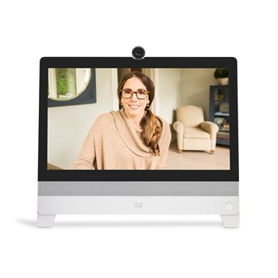 kuva kohteelle DX80 - All-in-One Desktop Collaboration Endpoint