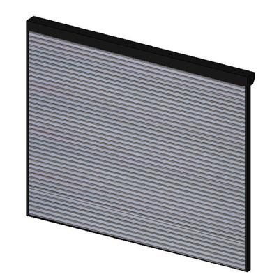 Image for Viriyalohakij Roller Shutter Large Single Metal Adjustable