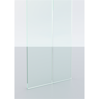 Image for Lindner Life Pure 620 | Fully glazed partition with single glazing