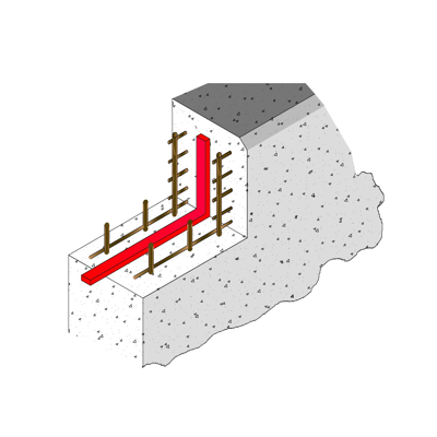 Image for Supercast SW20 - Swellable waterstop in situ-concrete