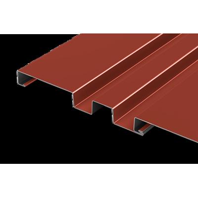 Image for Box Rib 4 Precision Series metal wall panel