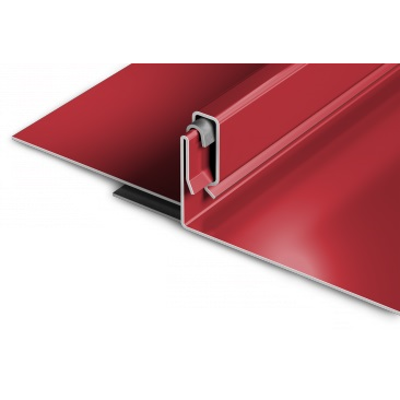 Image for Snap-Clad Standing Seam metal roof panel