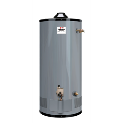 Image for Medium Duty Gas Commercial Water Heaters - 100 Gallon