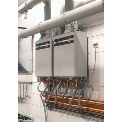 Image for Commercial Tankless System - Wall Hung
