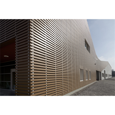 Image for Ecowood_WPC brise soleil profile 75x15 mm (2.95 x 0.59 inches)