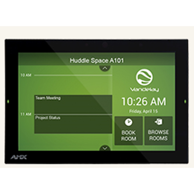 """Image pour RMBK-1001 10.1"""" AMX RoomBook Scheduling Touch Panel"""