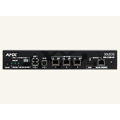 Image pour SDX-510M-DX Solecis® 5x1 Multi-Format Digital Switcher with DXLink™ Output