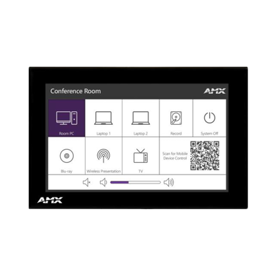 """Image pour NT-SD-701 7"""" N-Touch Wall Mount Touch Panel"""