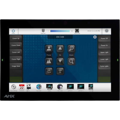 """Image pour MD-1002 - 10.1"""" Modero G5 Wall Mount Touch Panel"""