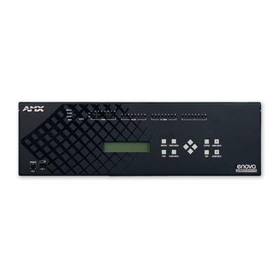 Immagine per DVX-3256HD 10x4 All-In-One Presentation Switchers with NX Control (Multi-Format, HDMI, 4 DXLink™ Inputs)