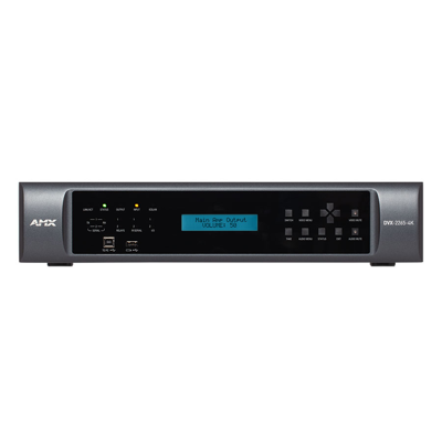 Image pour DVX-2265-4K 6x2+1 4K60 4:4:4 All-In-One Presentation Switcher