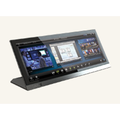 """Image pour MXT-1900L-PAN 19.4"""" Modero® X Series Panoramic Tabletop Touch Panel, Designed Specifically for Dedicated Room Control"""