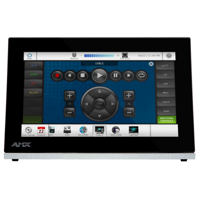 """Image pour MT-702 7"""" Modero G5 Tabletop Touch Panel"""