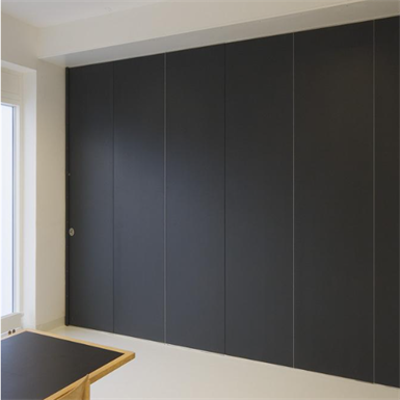 Image for Habila 120 folding walls double door edge hung 61mm El30