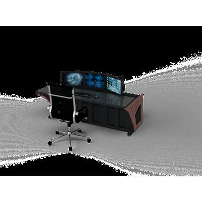 Image for Prestige Sight-Line Consoles - Single Operator