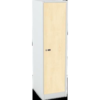 billede til Student Clothing Locker Laminate Door W:400 D:500 H:1500