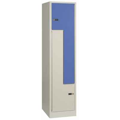 billede til Z-Locker Flat Steel Door W:300 D:500 H:1700