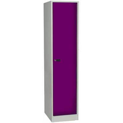 billede til Clothing Locker Laminate Door W:300 D:500 H:1700