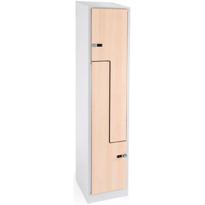 billede til Z-Locker Laminate Door W:300 D:500 H:1700