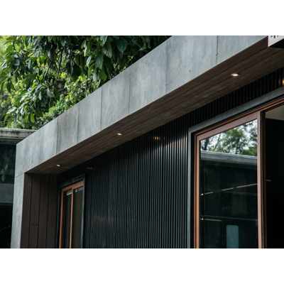 Image for Viroc Cement Bonded Particle Board - Facades