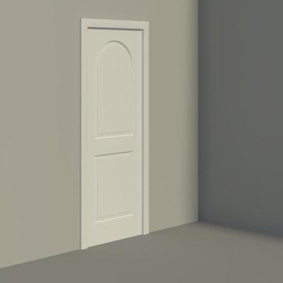 Image for Panel Doors - 2 Panel Design