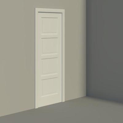 Image pour Panel Doors - 4 Panel Design
