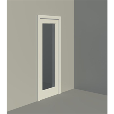 Image pour Glass Doors - 1 Panel Design