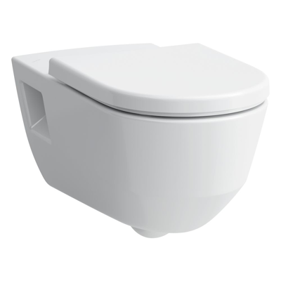 Image for LAUFEN PRO LIBERTY Wall-hung WC 'liberty', washdown, without flushing rim, barrier-free